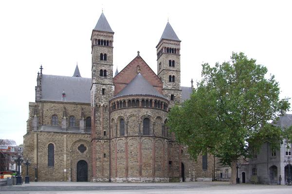 Базилика святого Серватия. Маастрихт. Нидерланды.