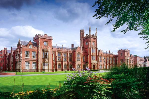Королевский университет. Белфаст. Великобритания